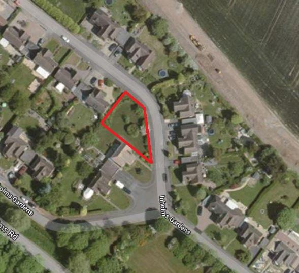 Building plot adjacent to 20 Inholms Garden, Flintham, Nottingham